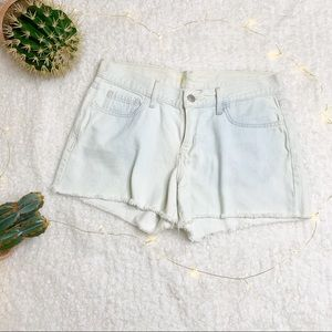 Old Navy Women's Light Wash Shorts Size 4